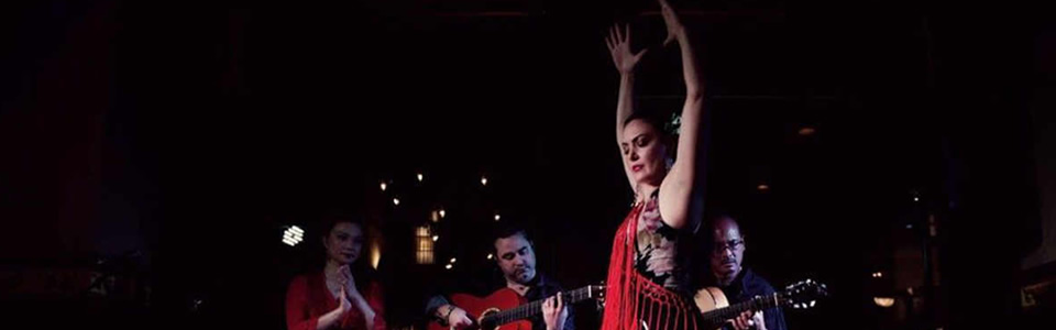 Flamenco Soiree in Madrid: Flamenco Dance Performance and Evening of International Networking at the Elegant L2 Lounge in Georgetown on Wednesday, July 10, 2019 at 7:00 PM