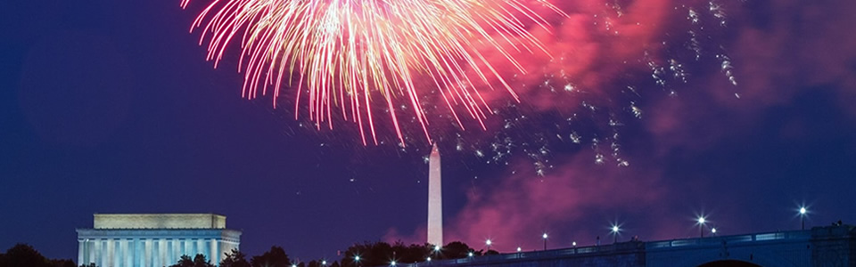 July 4th Fireworks Cruise: Enjoy Magnificent views of the Fireworks and the DC Skyline on Thursday, July 4, 2019 at 7:00 PM
